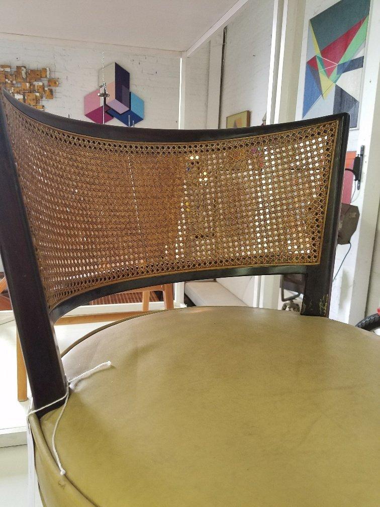 Dunbar Mahogany Chair - 6