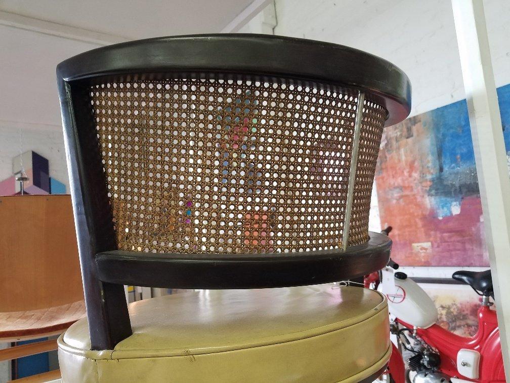 Dunbar Mahogany Chair - 9