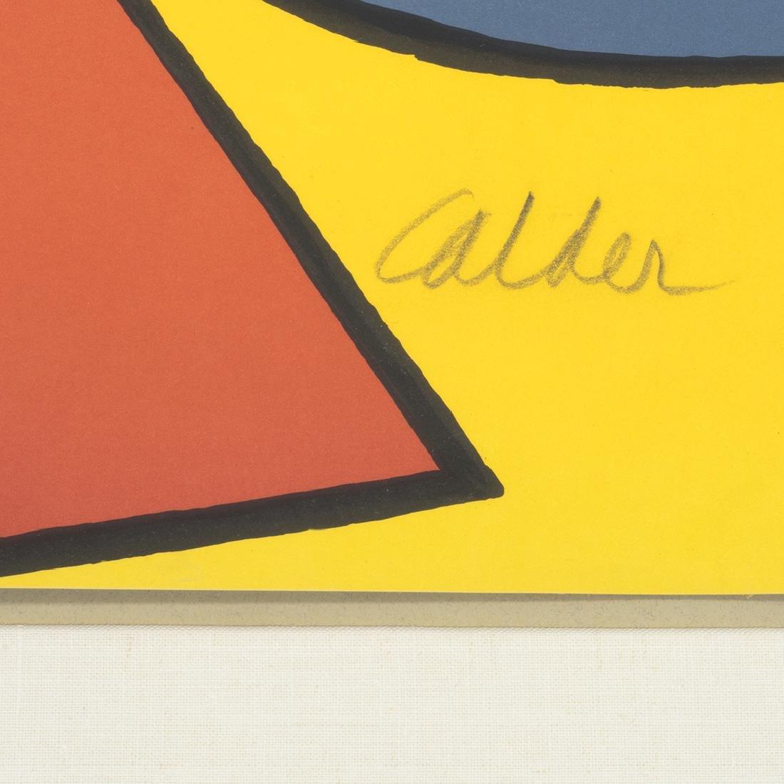 Alexander Calder Homage to the Pyramids - 2