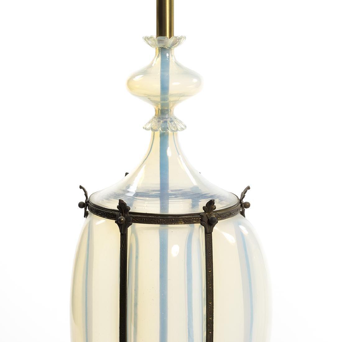 Murano Marbro Table Lamps (2) - 3