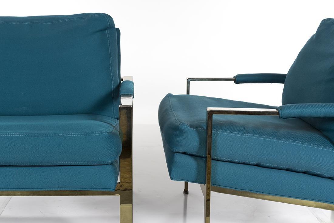 Milo Baughman Lounge Chairs (2) - 5