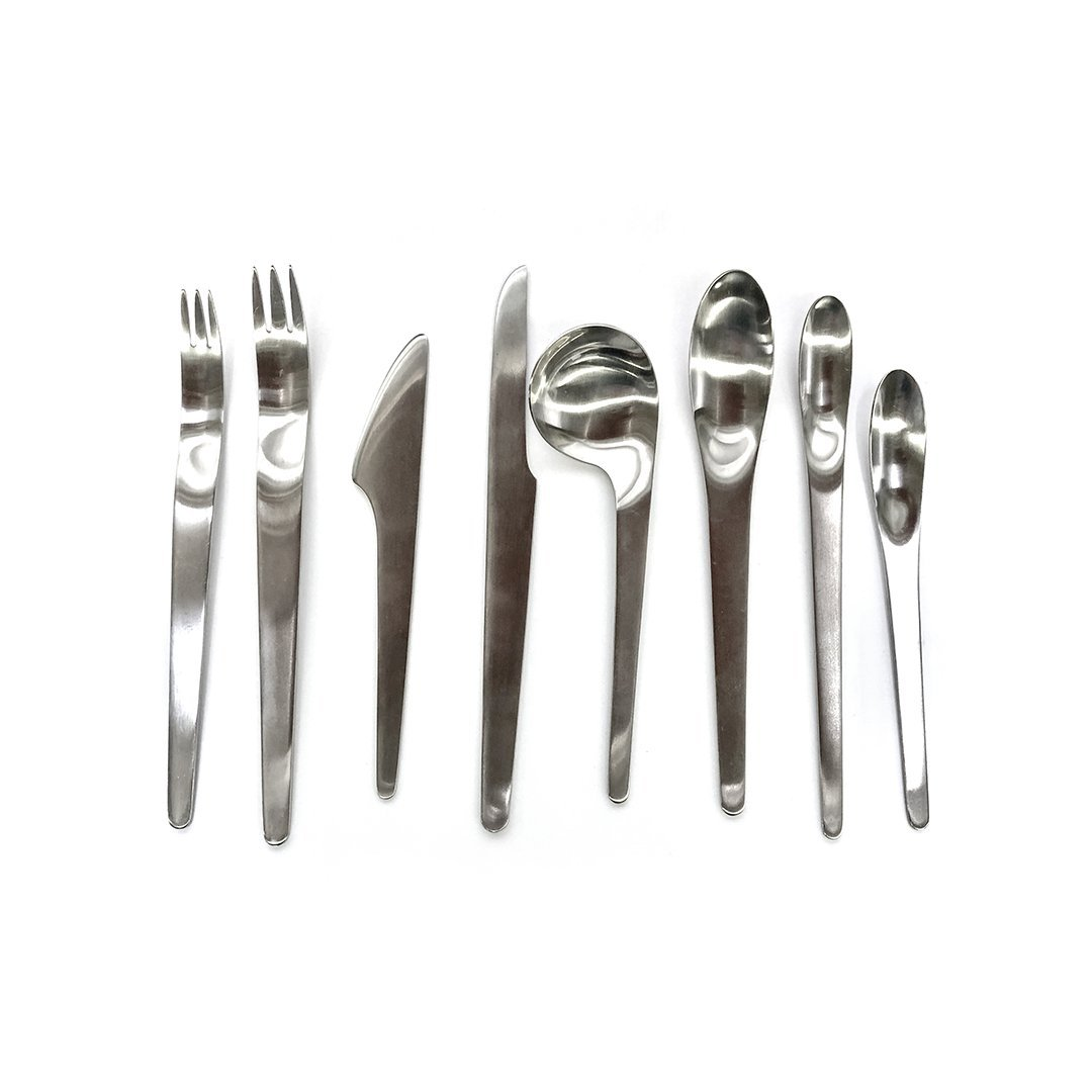 Arne Jacobsen AJ Flatware Set in Box - 2