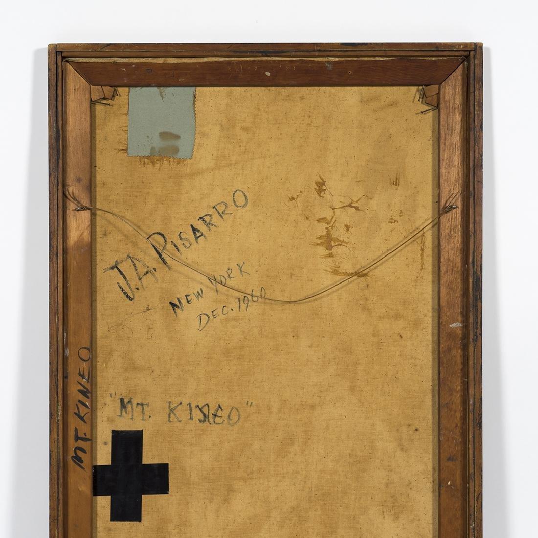 Joe Pisarro Abstract Painting - 5