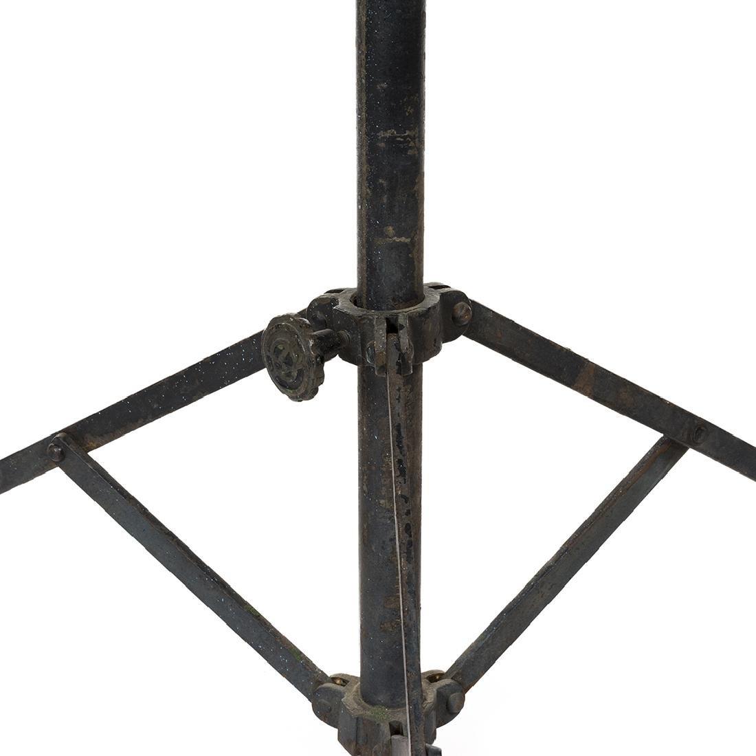 Industrial Spotlight Floor Lamp - 5