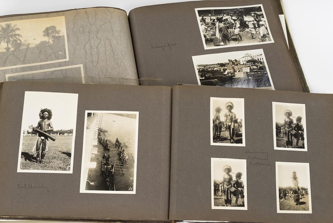 1930s South Pacific Photographs and Photo Albums - 8