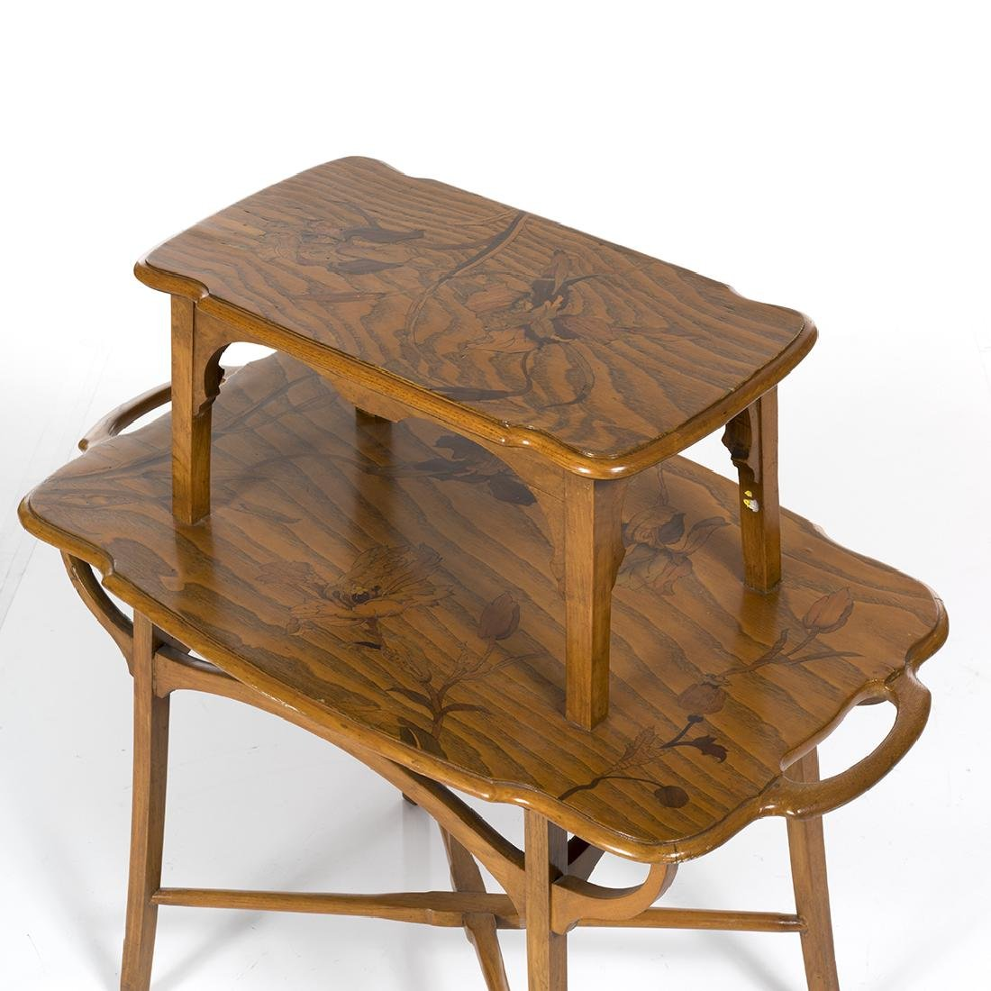 Emile Galle Style End Table - 4