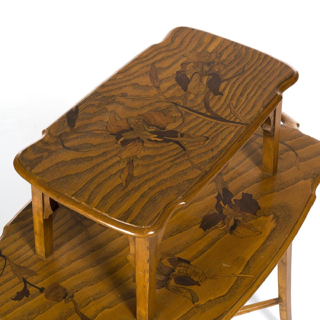 Emile Galle Style End Table - 5