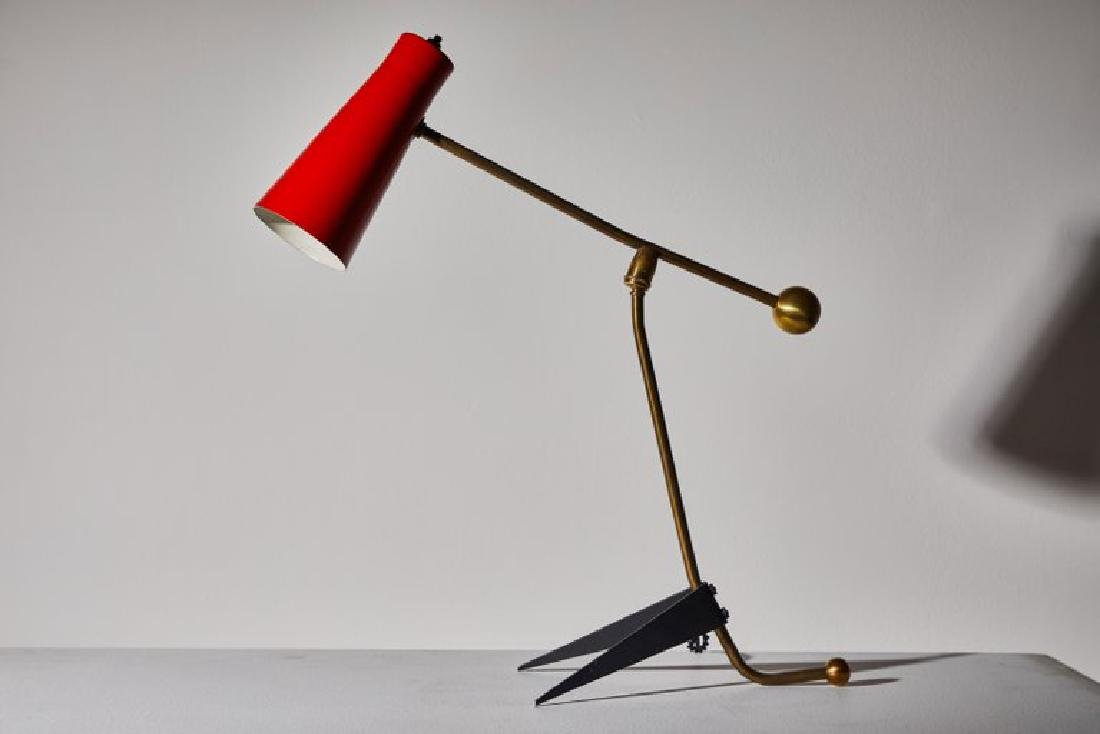 French Table Lamp - 2