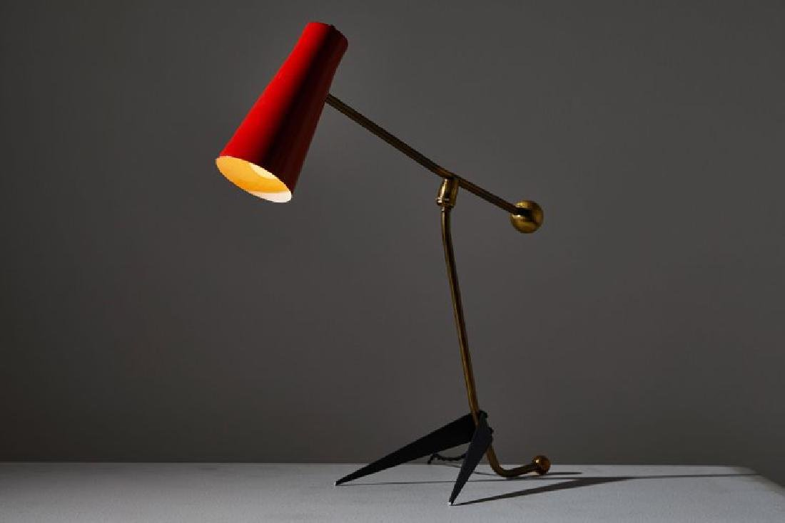 French Table Lamp - 3