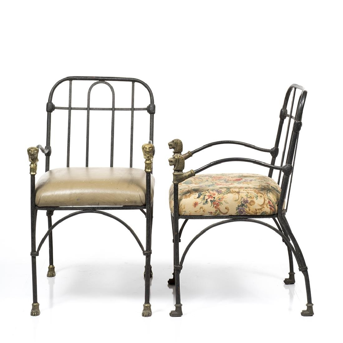 Diego Giacometti Style Chairs (2) - 2