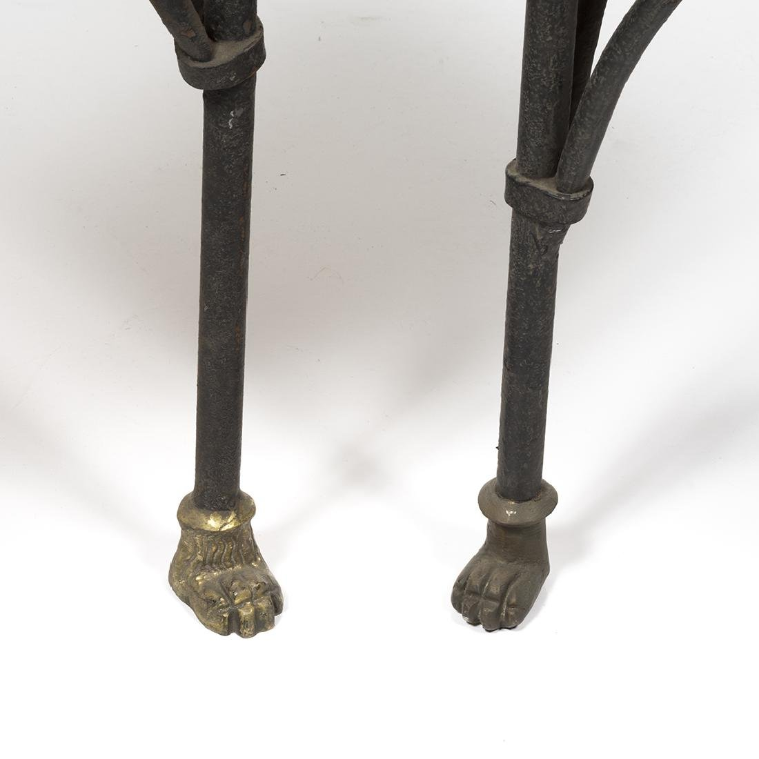 Diego Giacometti Style Chairs (2) - 6