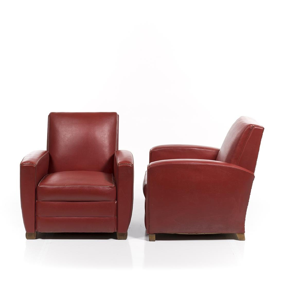 French Club Chairs - 2