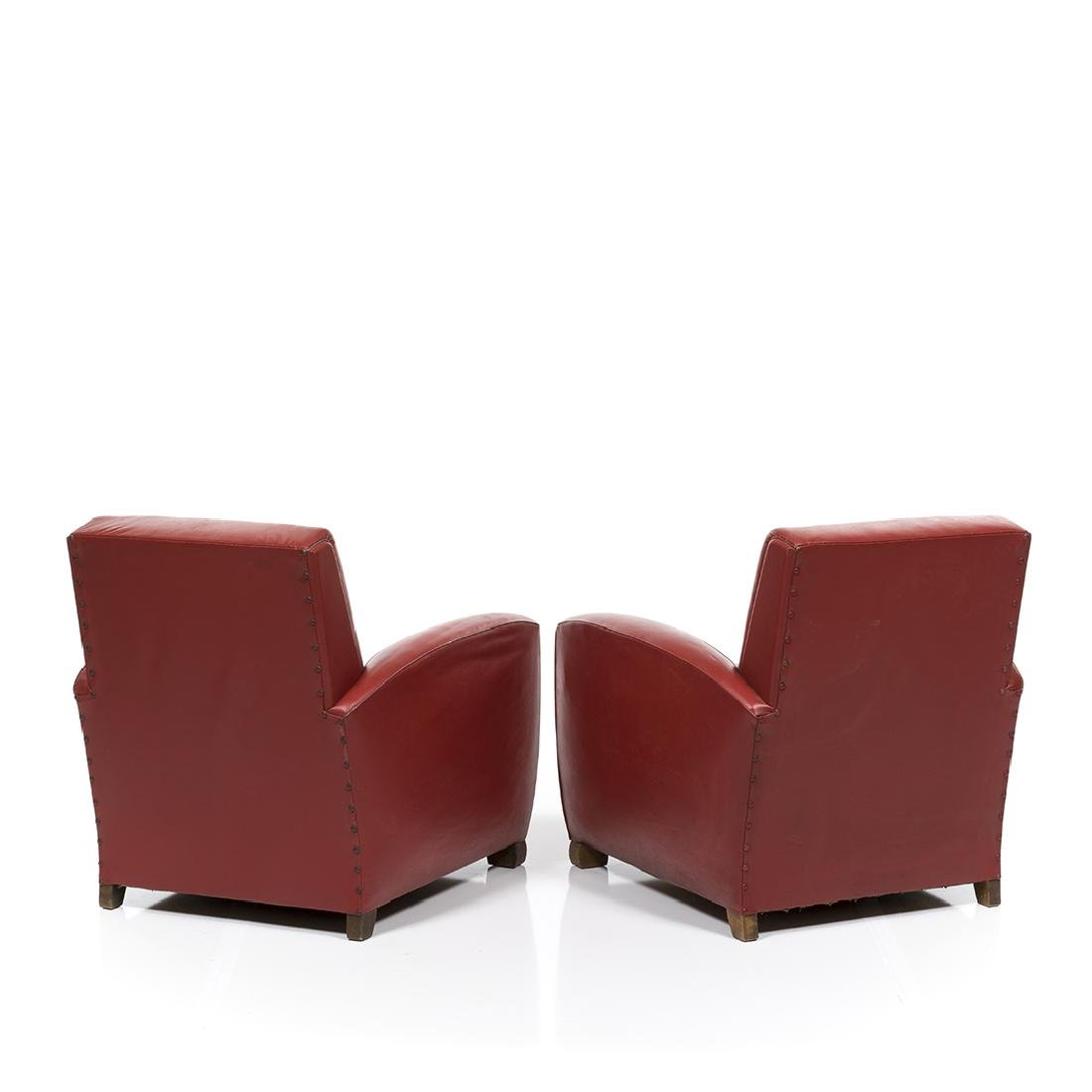 French Club Chairs - 3