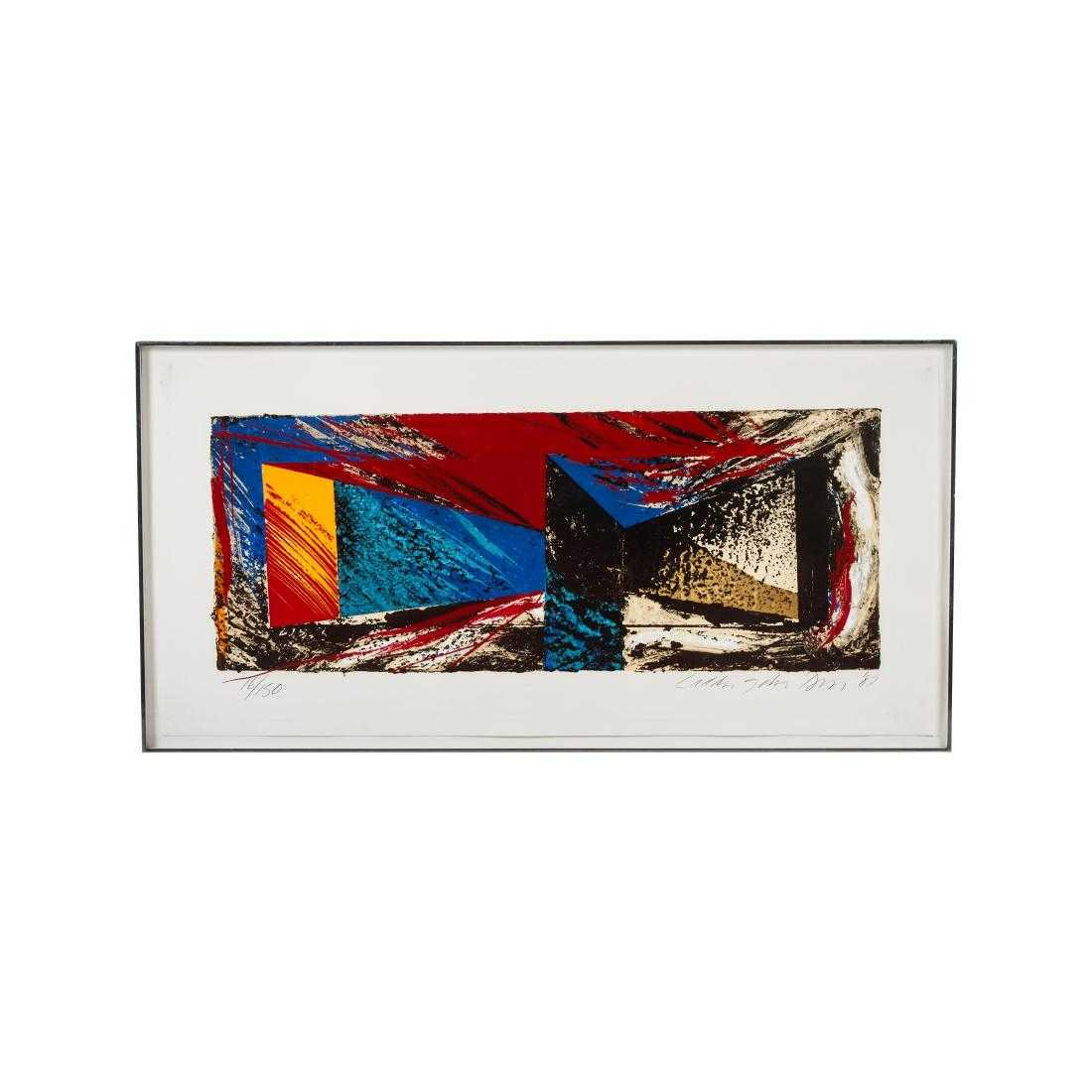 Laddie John Dill silk screen