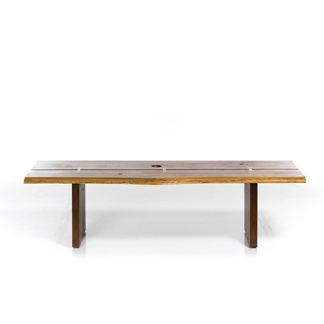 George Nakashima Style Bench - 2
