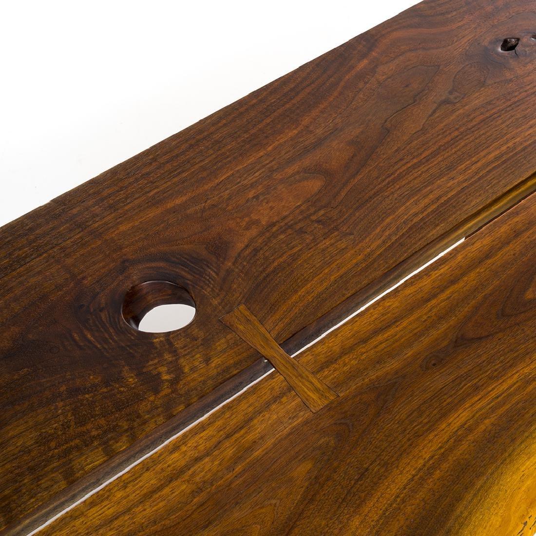 George Nakashima Style Bench - 3