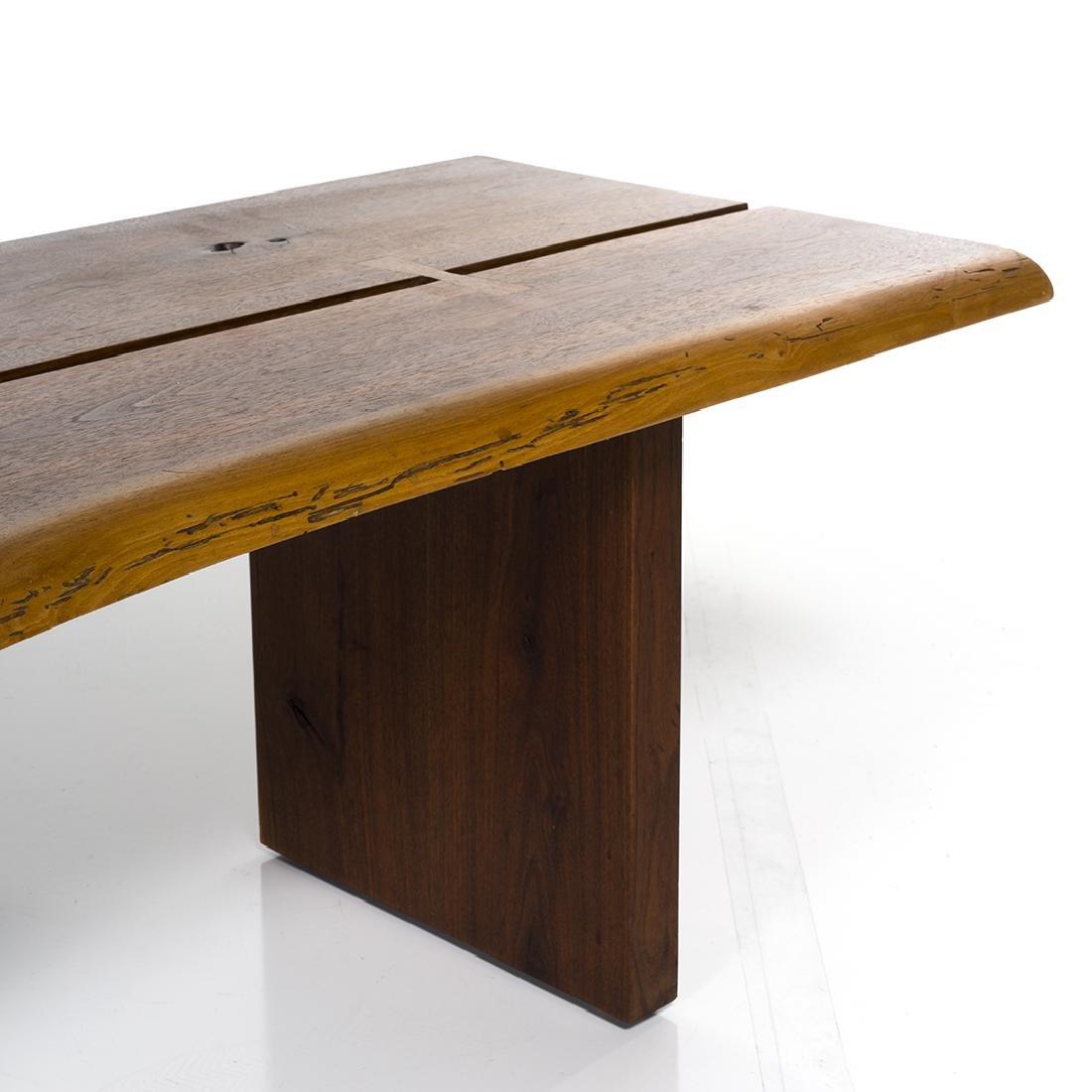 George Nakashima Style Bench - 4