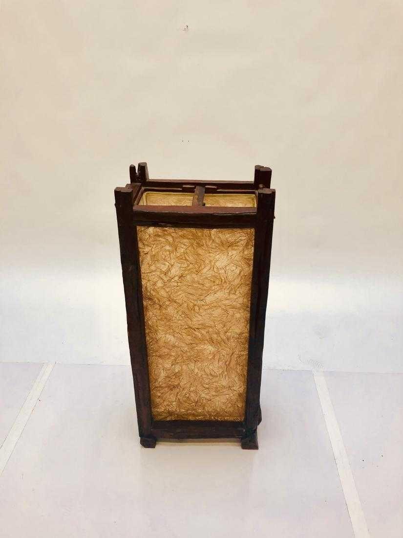 Natural Edge Floor Lamp - 2