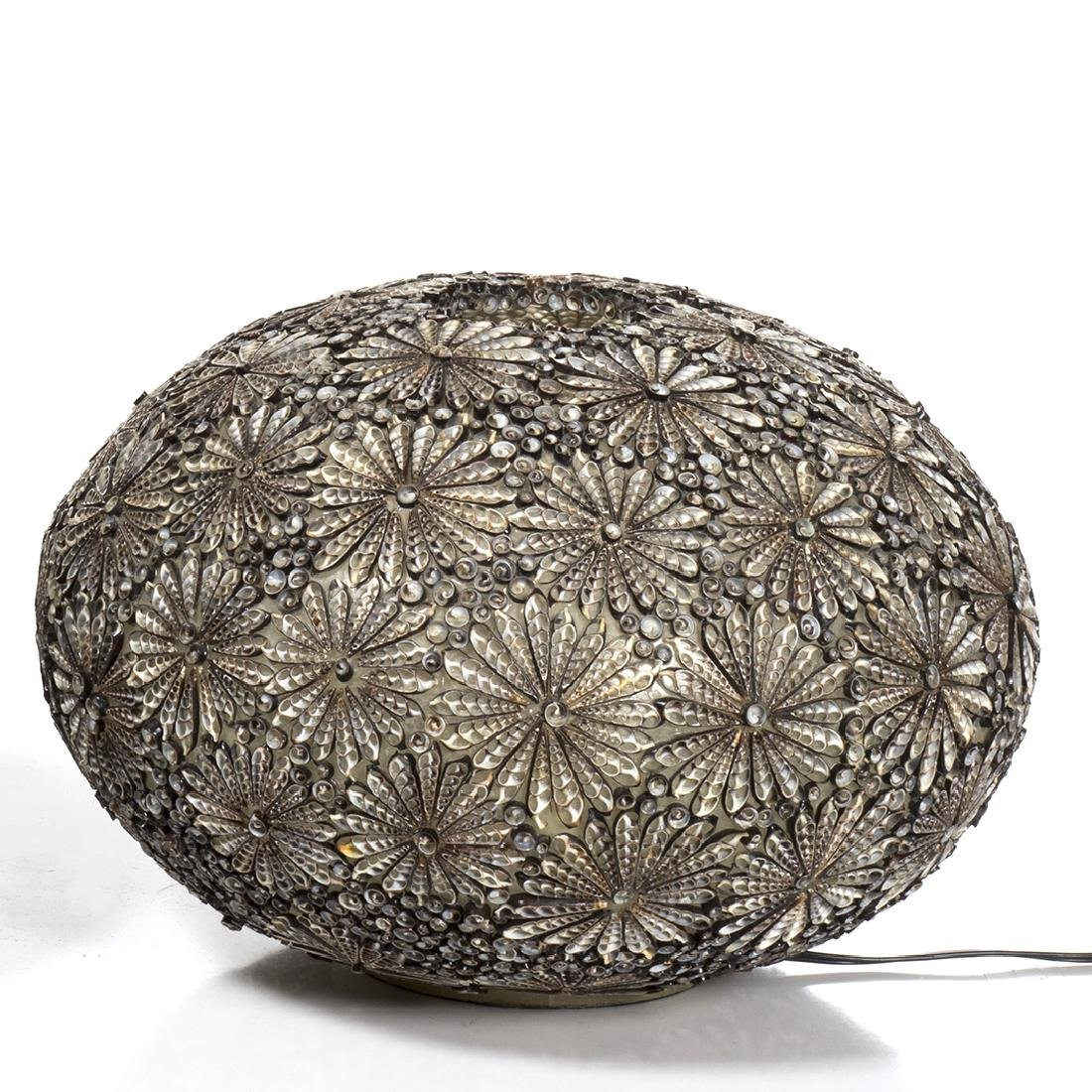 Shell Table Lamps (2) - 2