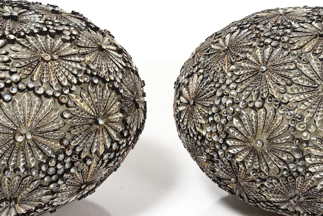 Shell Table Lamps (2) - 6