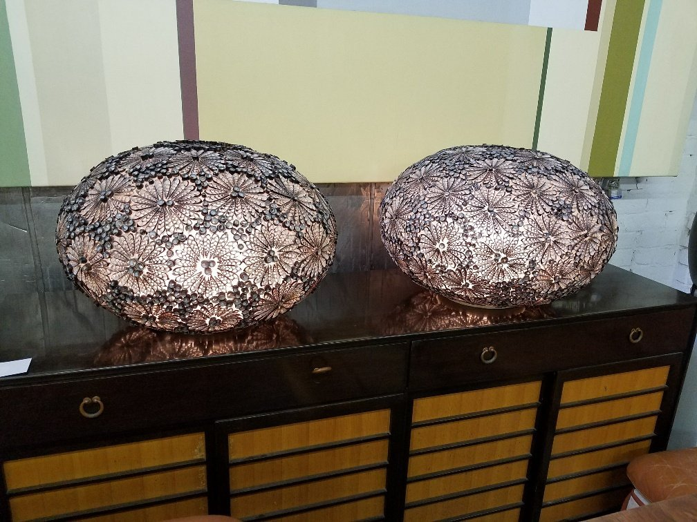 Shell Table Lamps (2) - 8