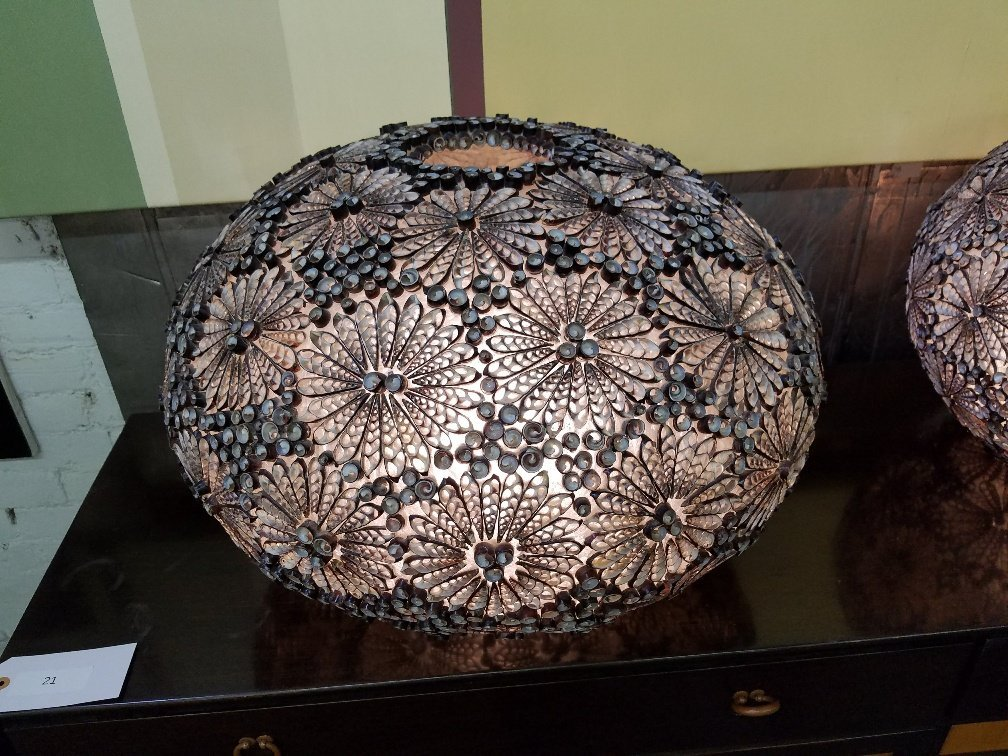 Shell Table Lamps (2) - 9