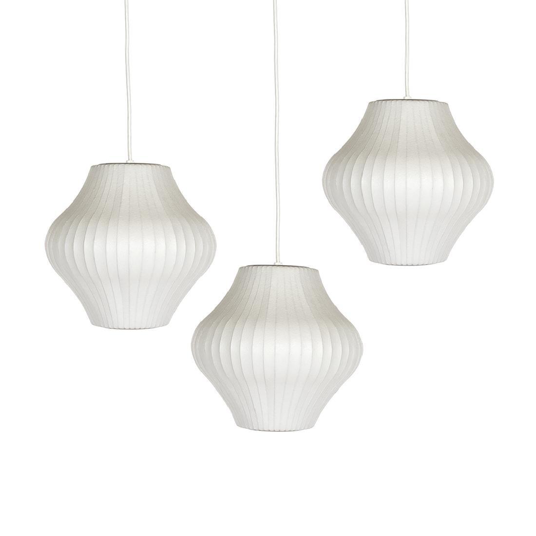 George Nelson Bubble Lamps (3)