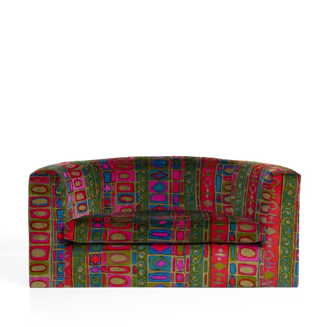 Milo Baughman Lounge Chair and Ottoman - 4