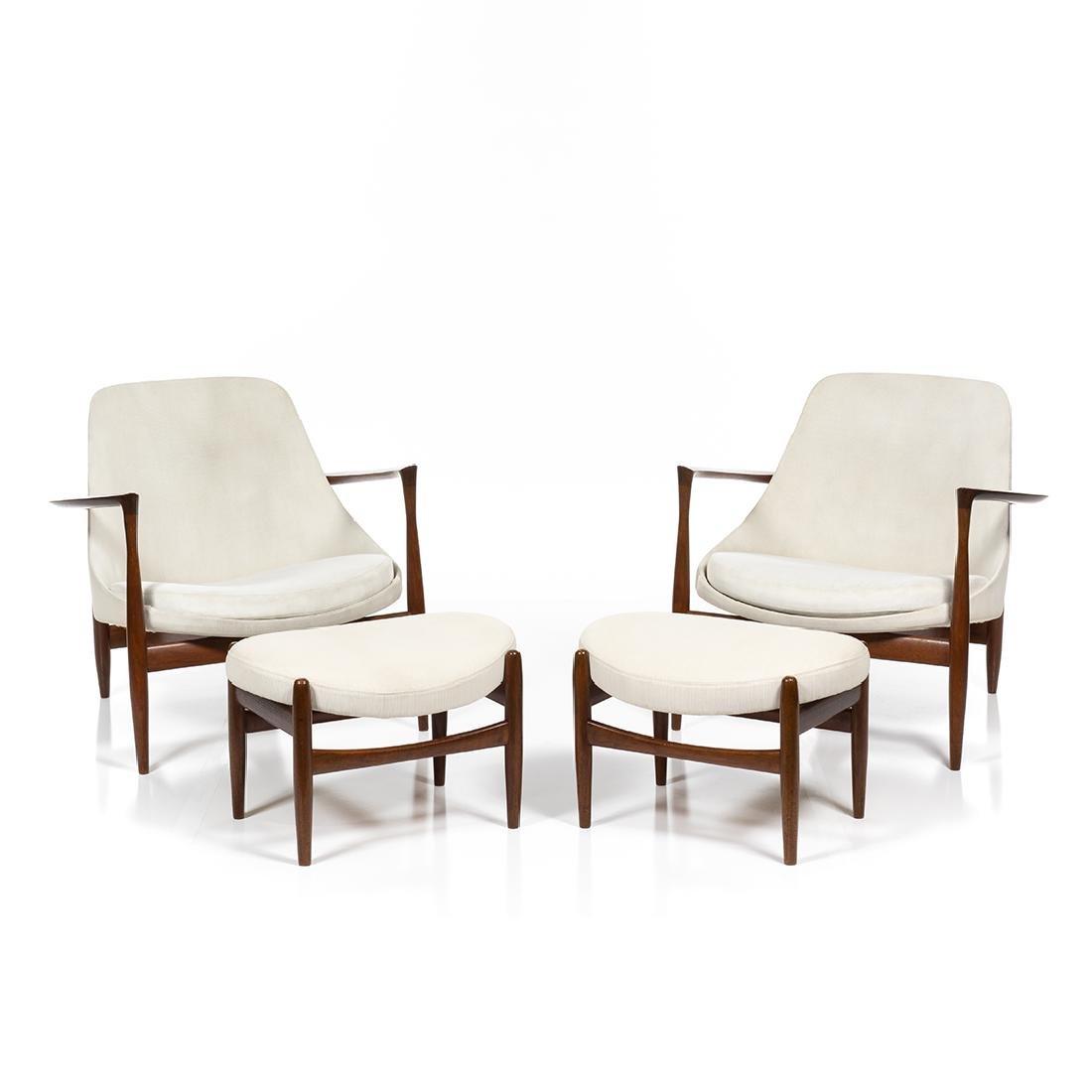 IB Kofod Larsen Elizabeth Chairs