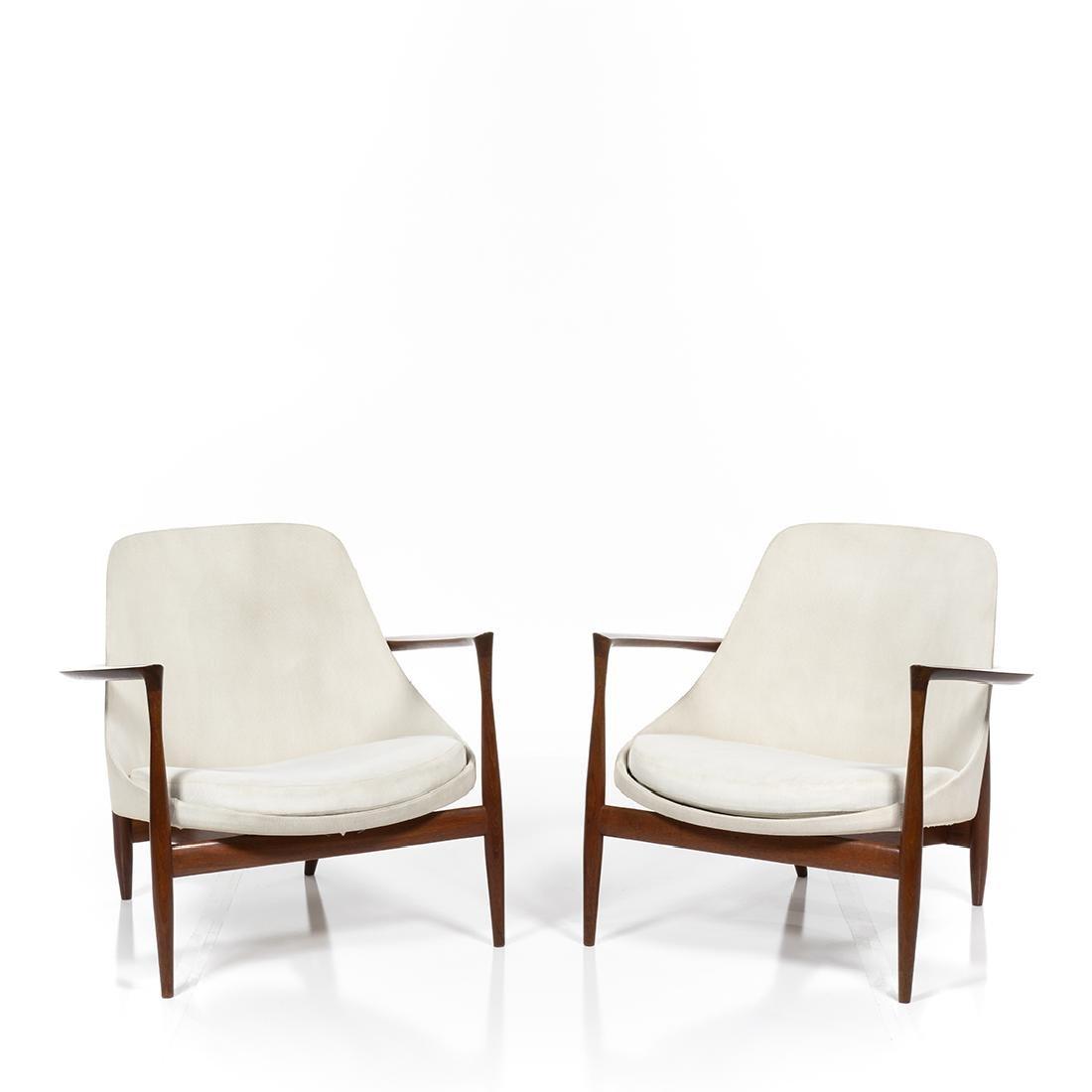 IB Kofod Larsen Elizabeth Chairs - 2