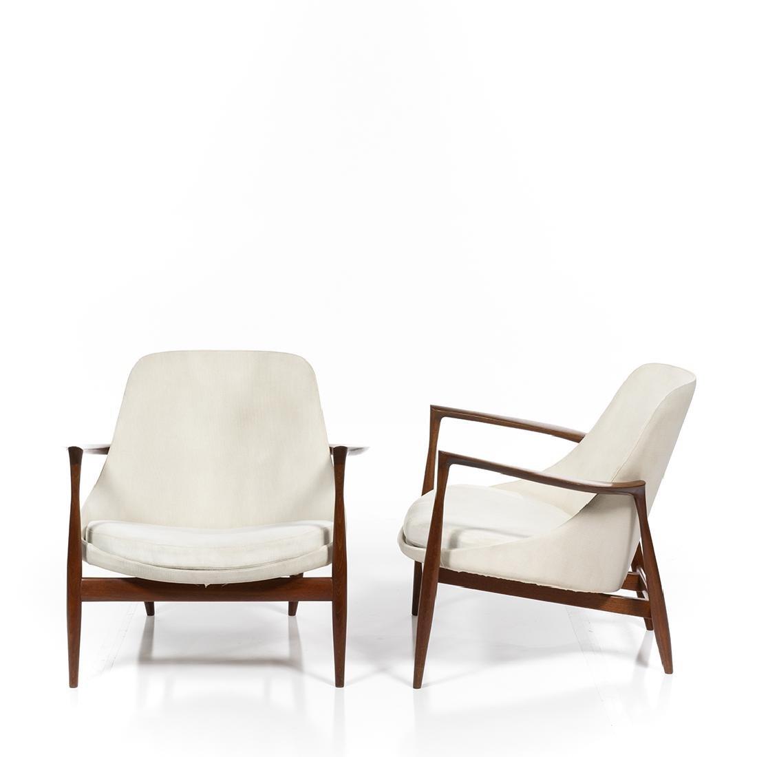 IB Kofod Larsen Elizabeth Chairs - 3