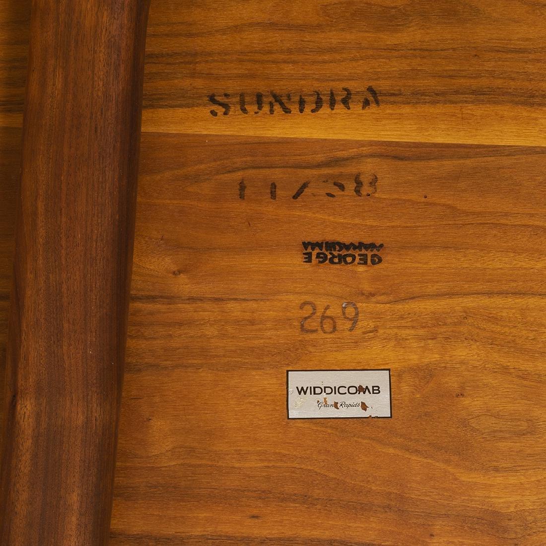 George Nakashima Drop Leaf Table - 6