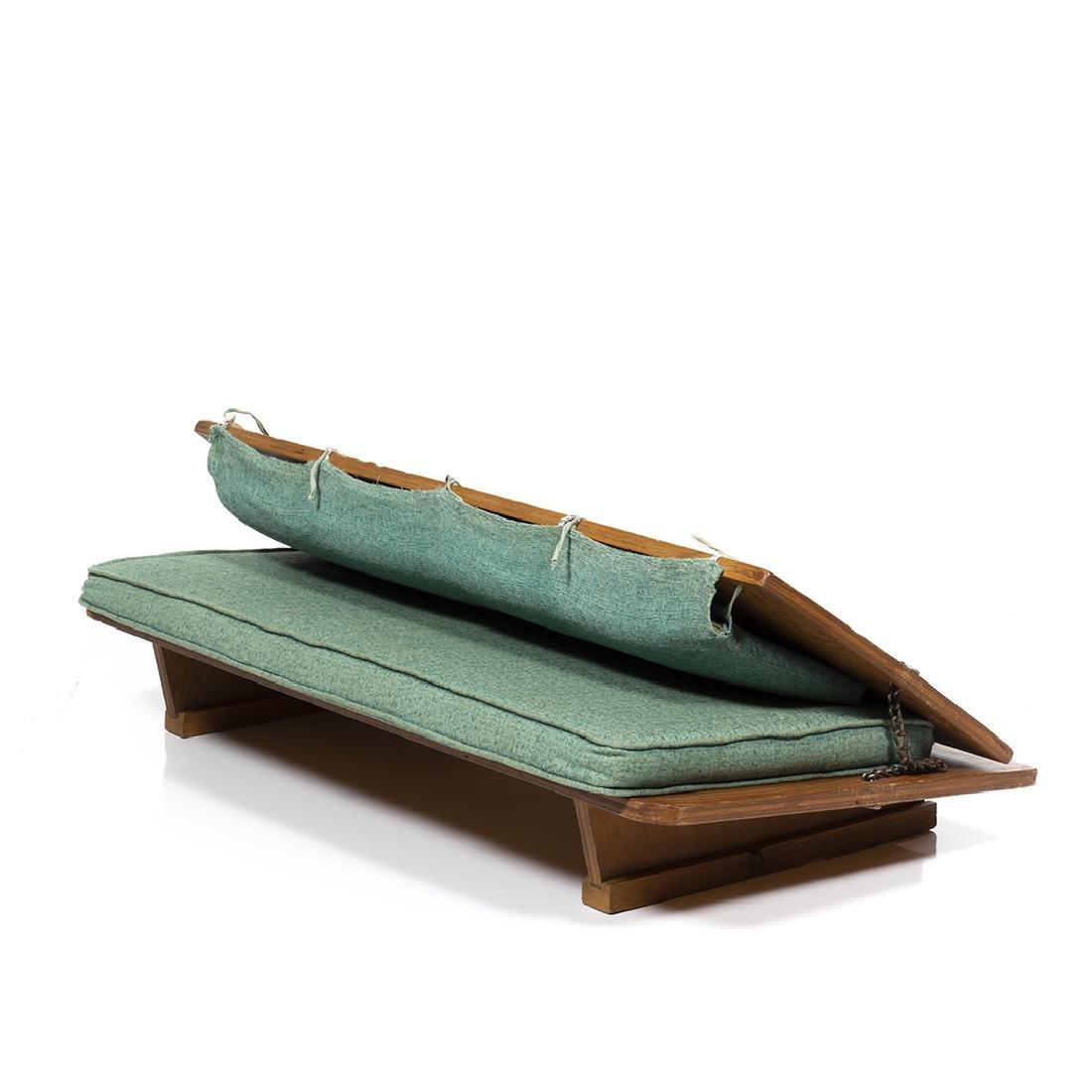 Frank Lloyd Wright Bench - 3