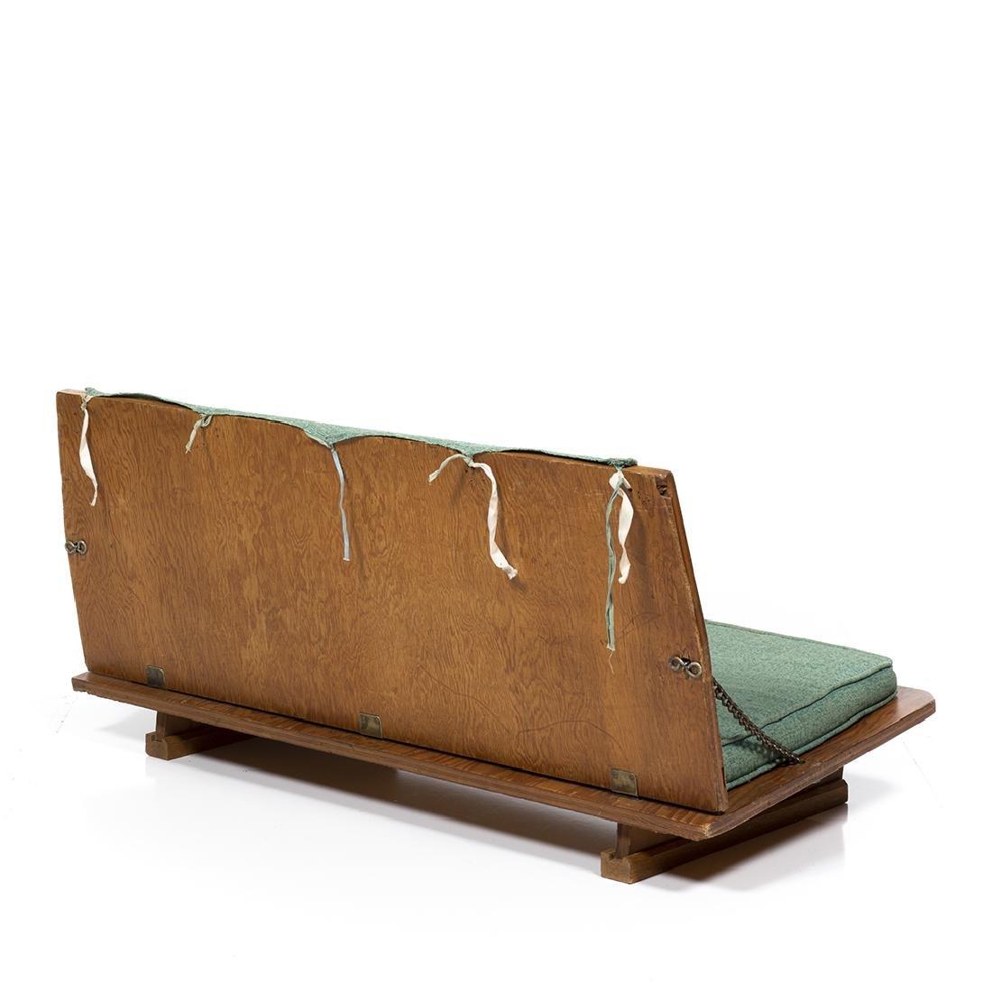 Frank Lloyd Wright Bench - 4