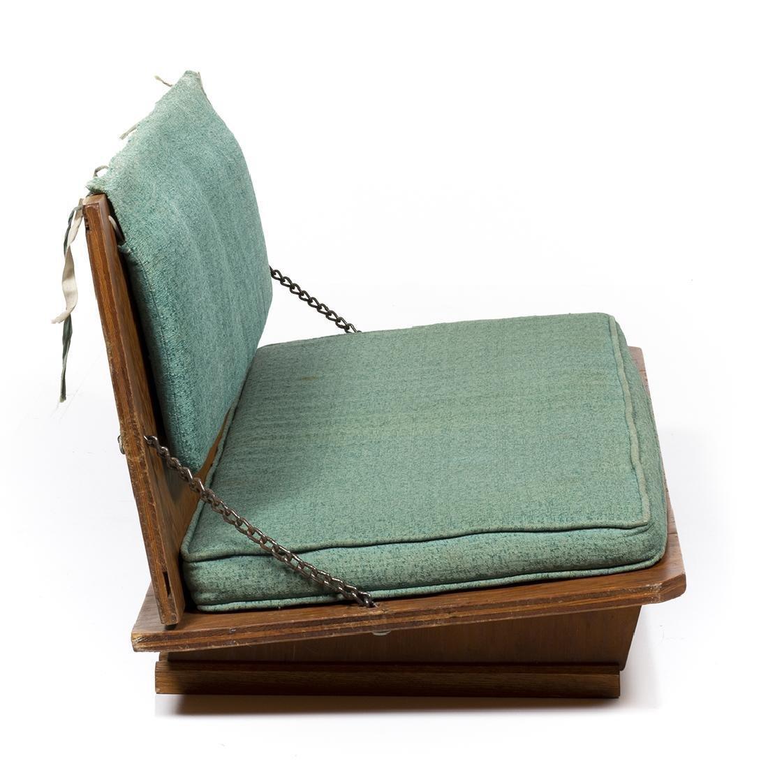 Frank Lloyd Wright Bench - 5