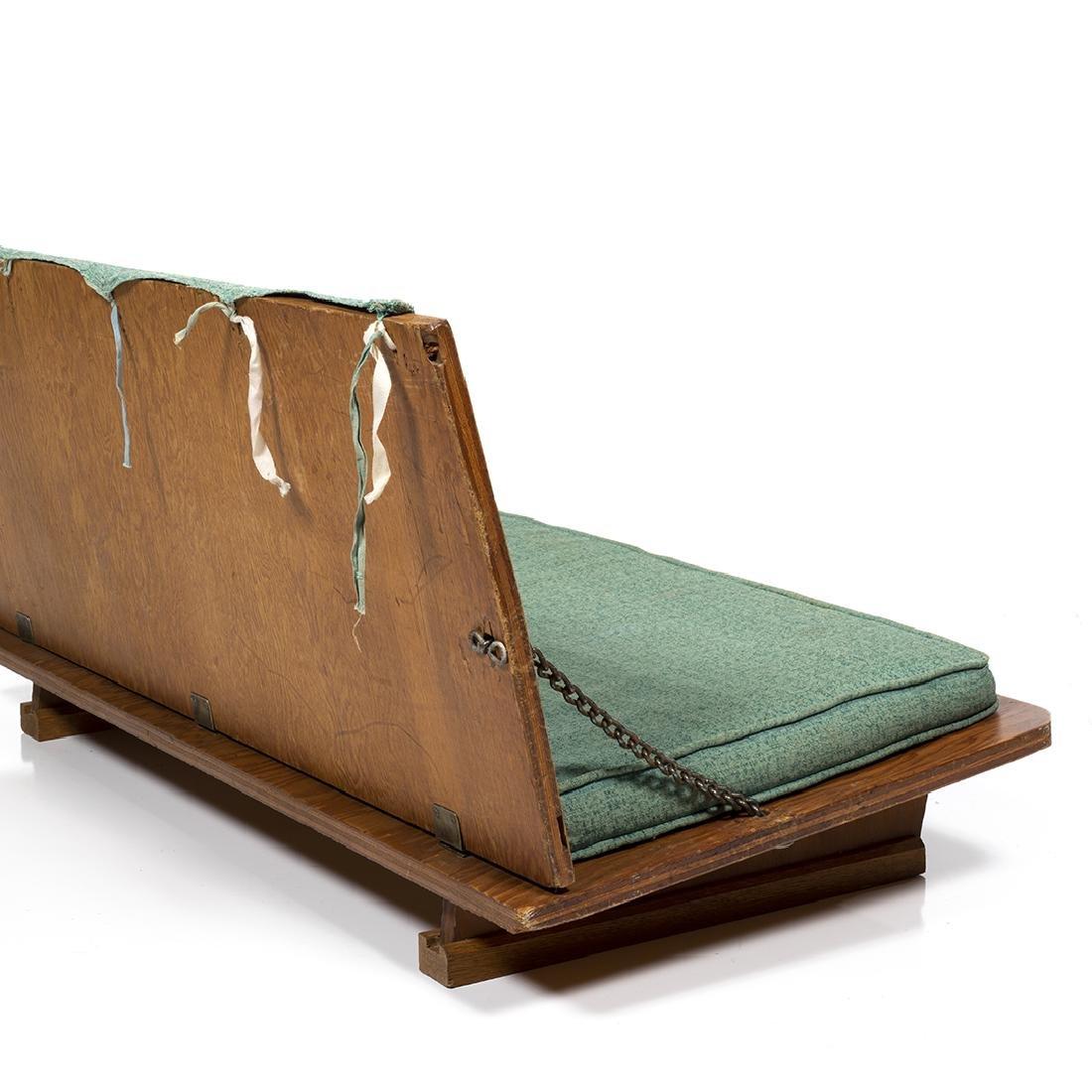 Frank Lloyd Wright Bench - 6