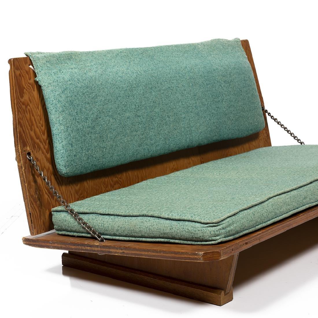 Frank Lloyd Wright Bench - 7