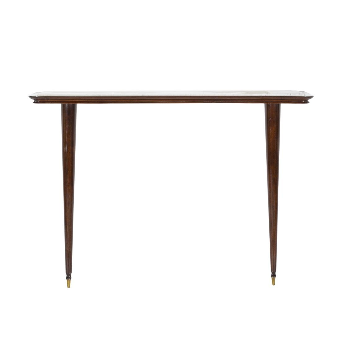Italian Wall Mount Console Table