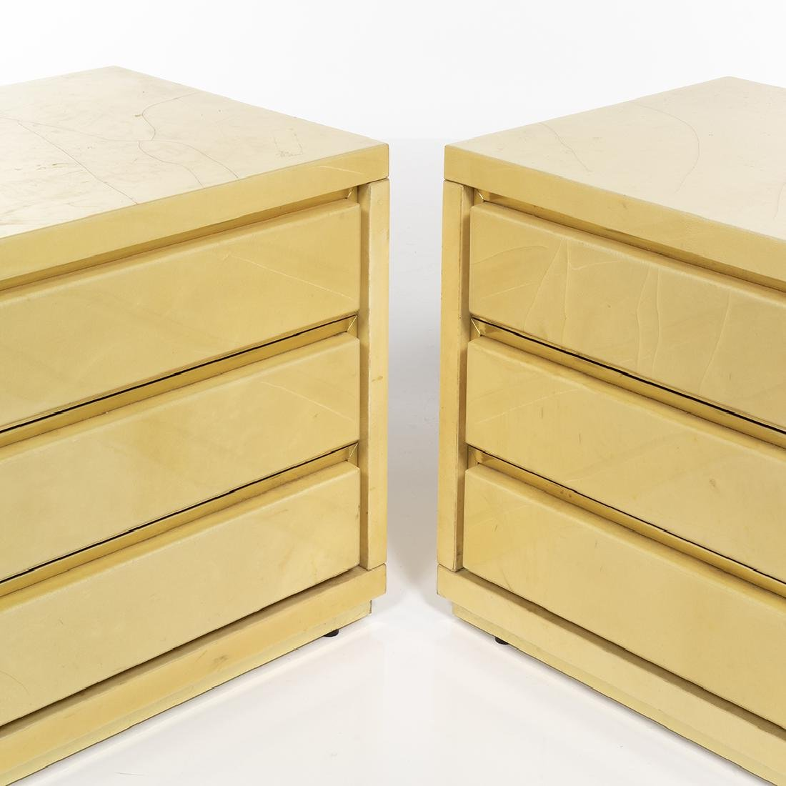 Aldo Tura Nightstands (2) - 2