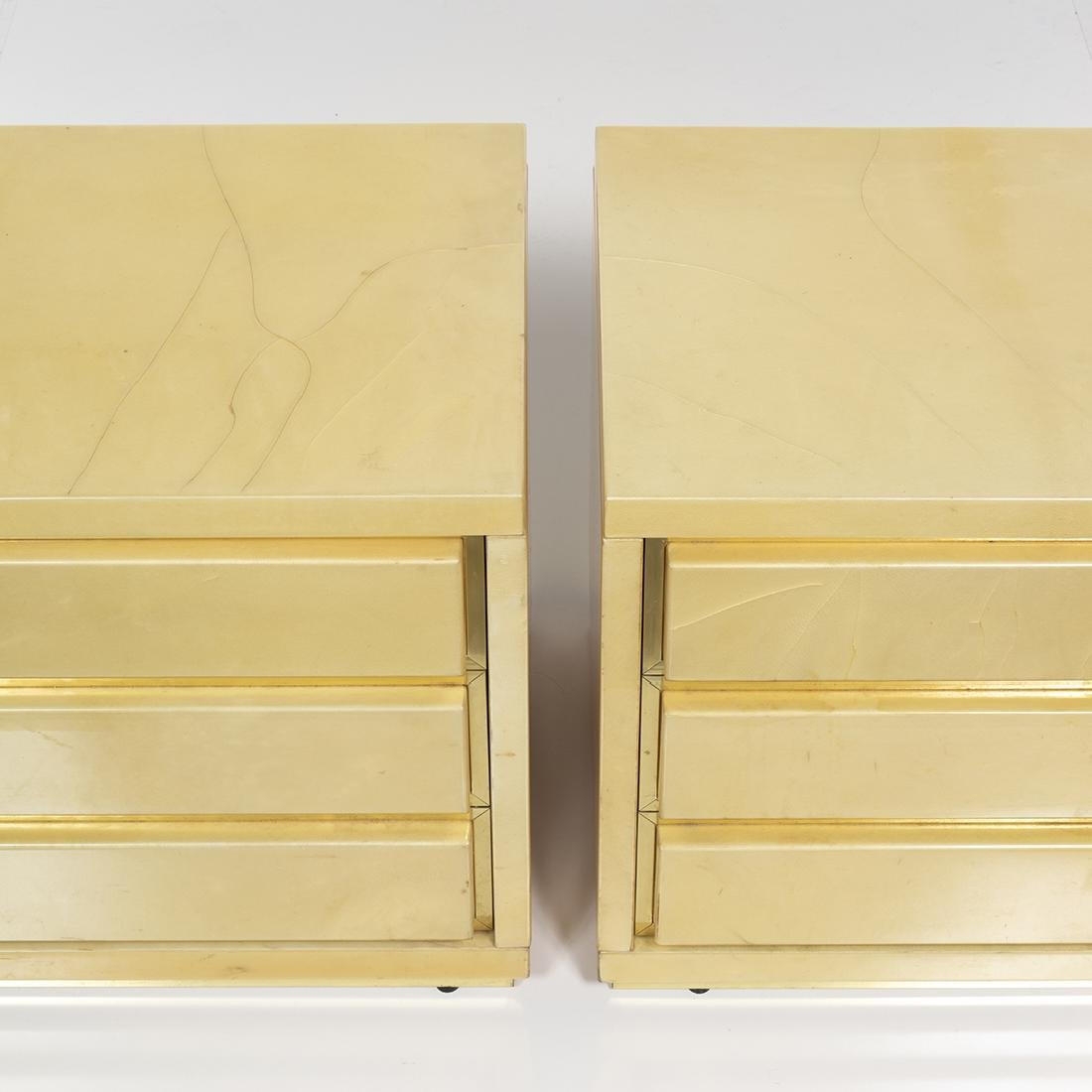 Aldo Tura Nightstands (2) - 4