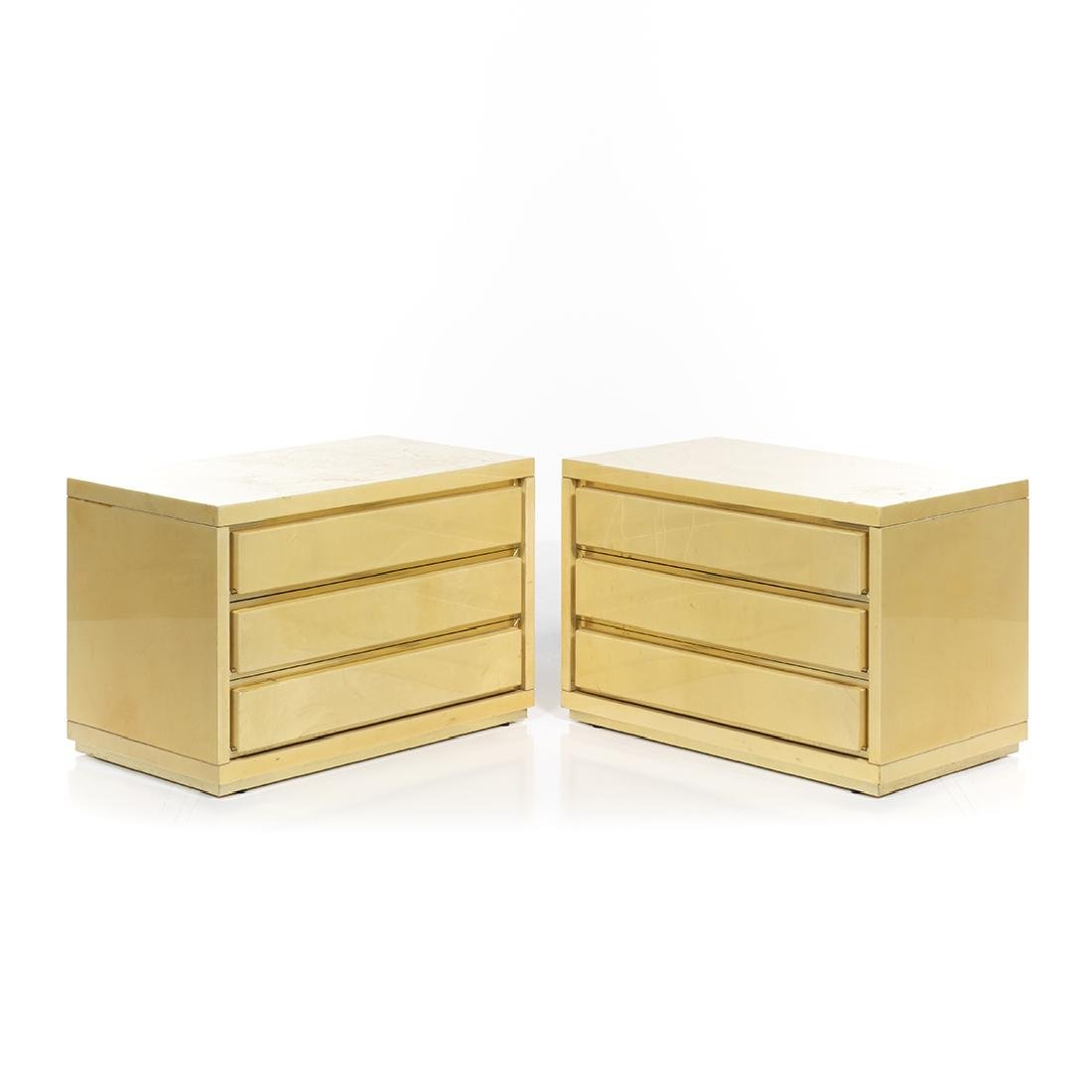 Aldo Tura Nightstands (2) - 5
