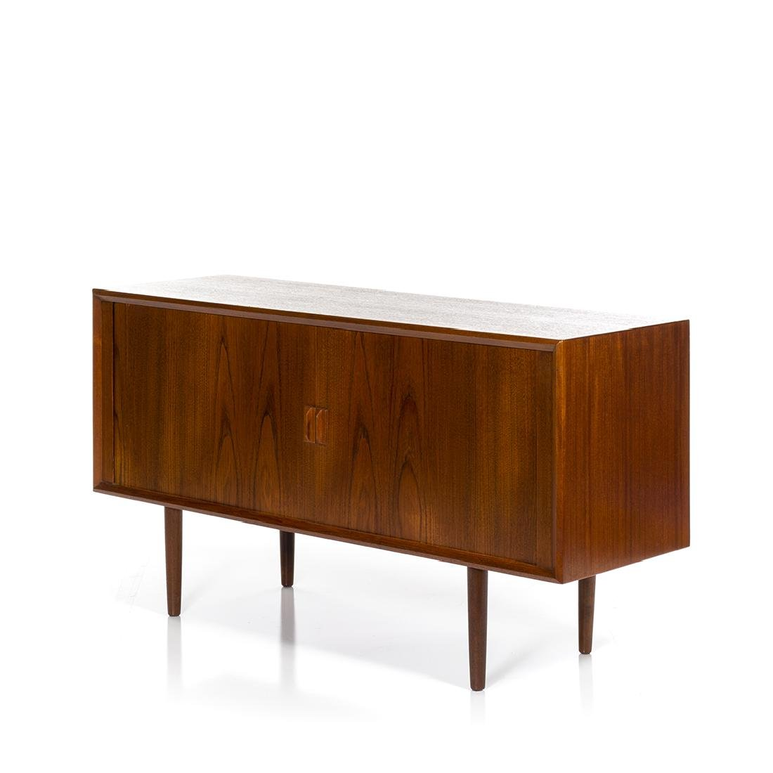 Svend Aage Larsen Sideboard With Hutch