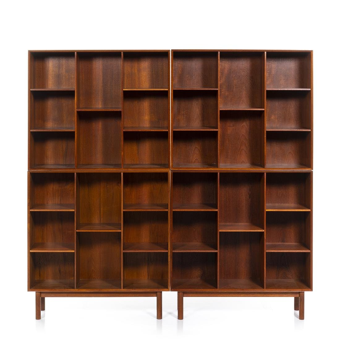 Peter Hvidt Bookcases (4)