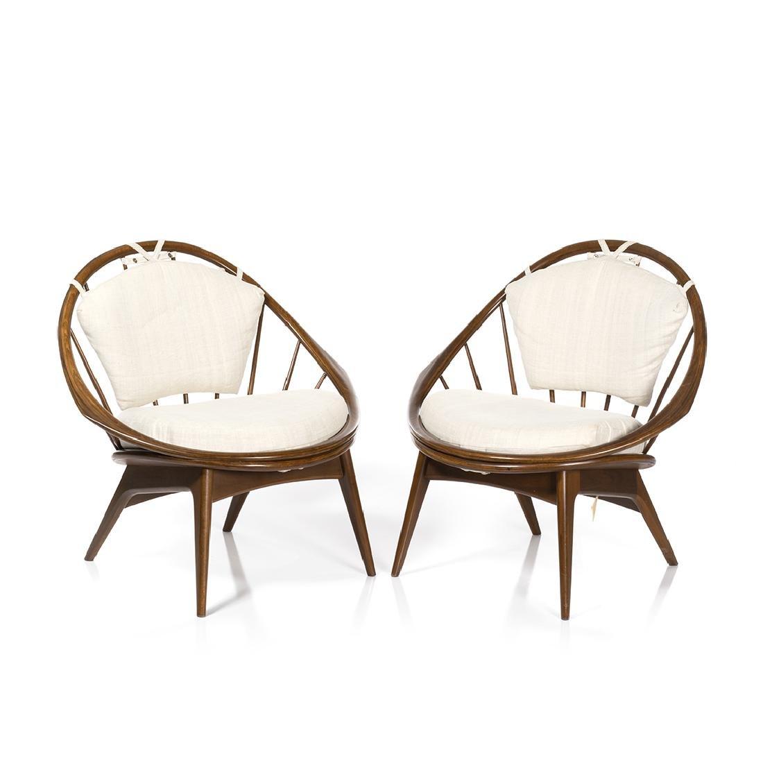 Ib Kofod Larsen Lounge Chairs (2)
