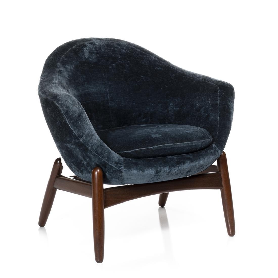Ib Kofod Larsen Pod Chair