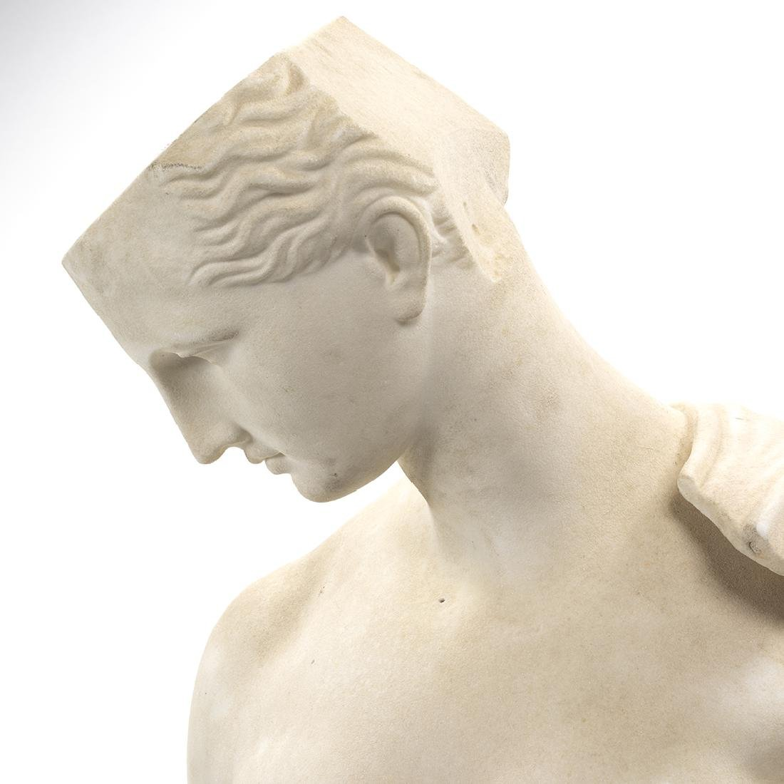 Classical Marble Sculpture by Chiurazzi - 3