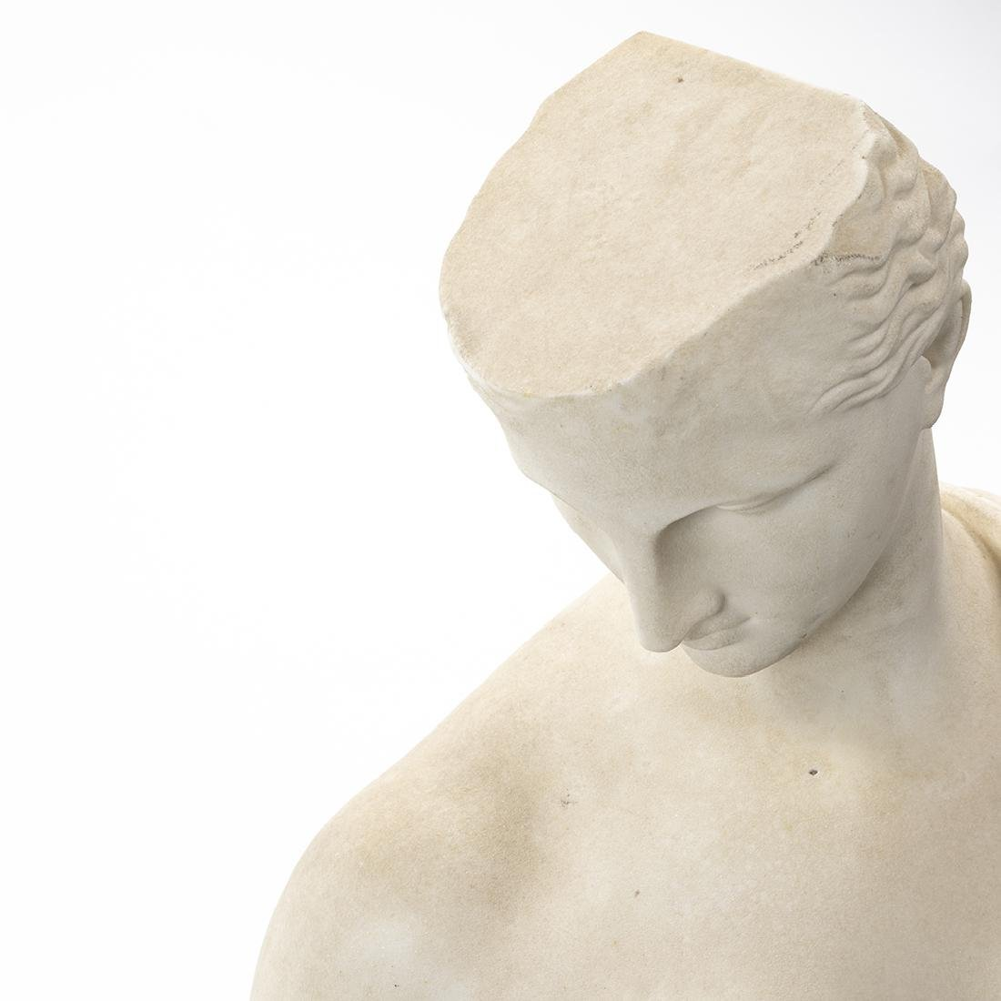 Classical Marble Sculpture by Chiurazzi - 4