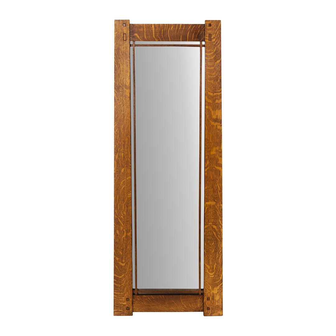 Arts and Crafts Mirror