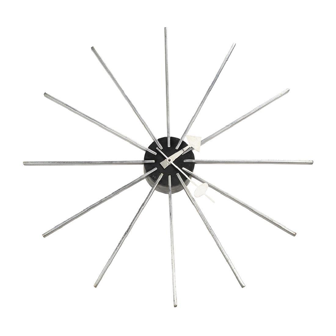 George Nelson Spike Clock Model 2227a