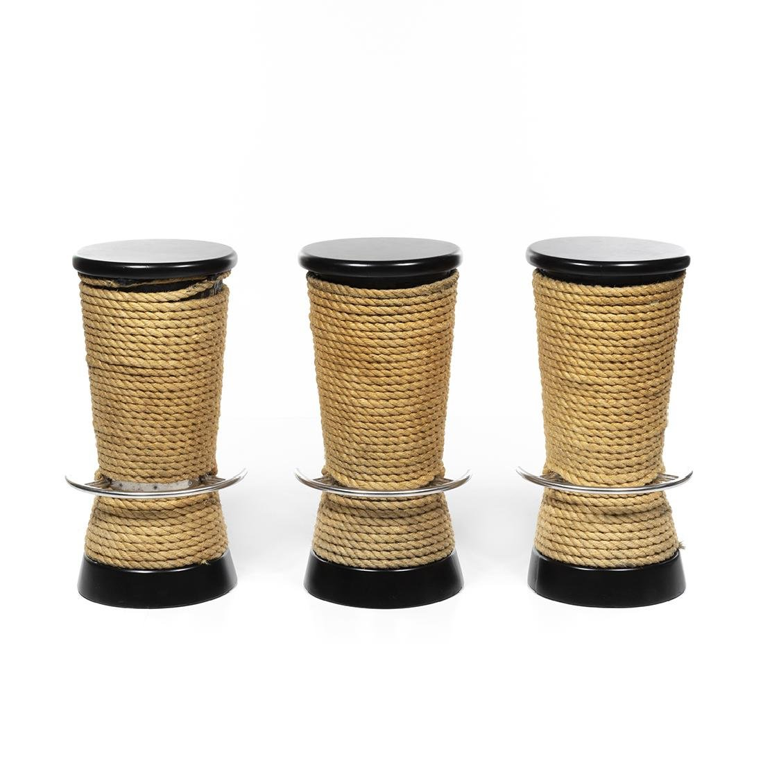Rope Barstools (3)